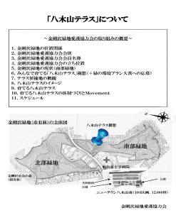 八木山テラス構想について